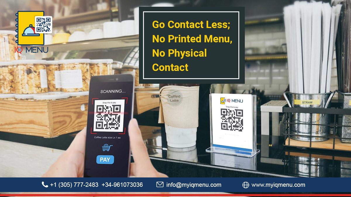 restaurant qr menu