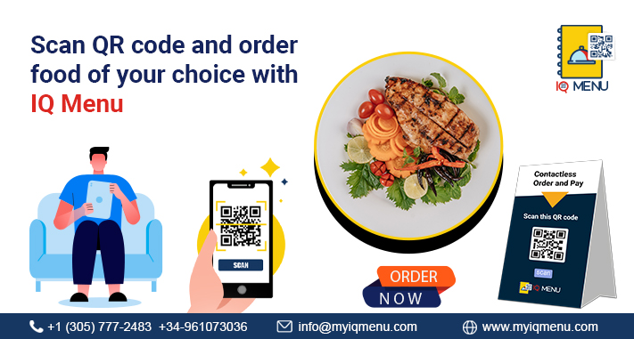 Contactless Ordering: